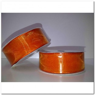 CINTA SOFT 38MM*25M NARANJA.