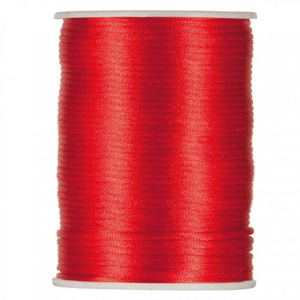 ROLLO CINTA MOUSE TAIL MM2X100MT ROJO