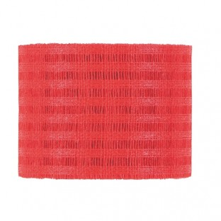 CINTA NASTRO COTTON MESH 8MMX25MT RED