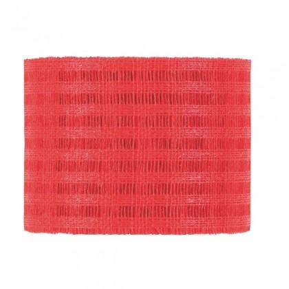 CINTA NASTRO COTTON MESH 8MMX25MT RED