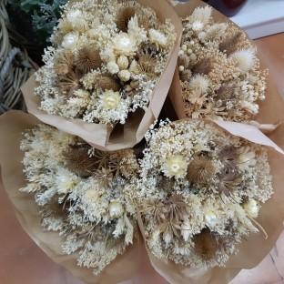 BOUQUET FLOWERS FANTASY NATURAL